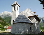 Church in Albania, tours in Balkans