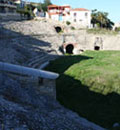 Durres-amphitheater-Albania