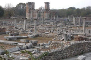 Archaeological Sites of Philippi