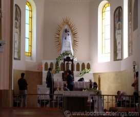 Black Madonna Church, Kosovo