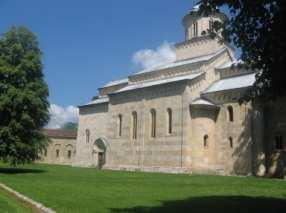 Decani Monastry Kosovo