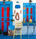 Greek village, tours to Greece