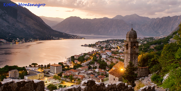 Travel to Montenegro